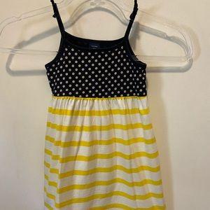 Baby Gap Dot & Stripe Dress